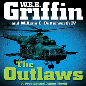 The Outlaws audiobook cover art