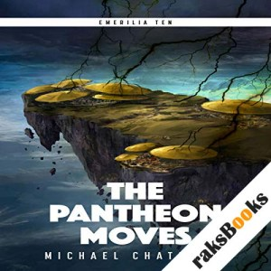 The Pantheon Moves audiobook cover art