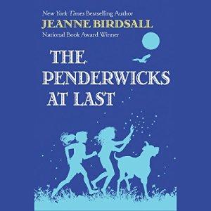 The Penderwicks at Last audiobook cover art