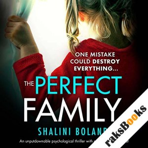 The Perfect Family audiobook cover art