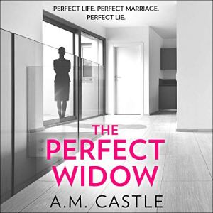 The Perfect Widow audiobook cover art