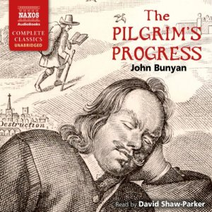 The Pilgrim's Progress audiobook cover art