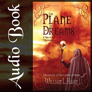 The Plane of Dreams audiobook cover art