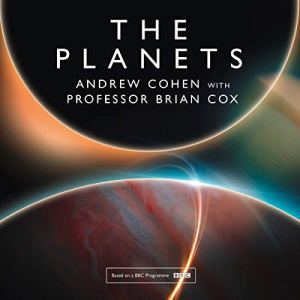 The Planets audiobook cover art