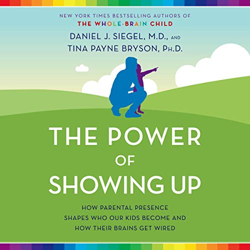 The Power of Showing Up audiobook cover art