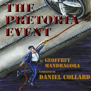 The Pretoria Event audiobook cover art