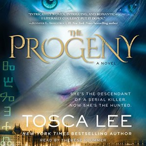 The Progeny audiobook cover art