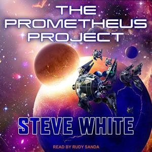 The Prometheus Project audiobook cover art