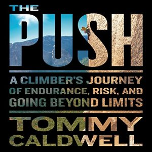 The Push audiobook cover art