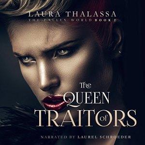 The Queen of Traitors audiobook cover art