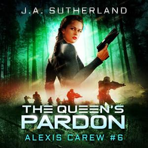 The Queen's Pardon audiobook cover art