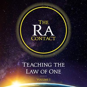 The Ra Contact audiobook cover art