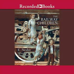 The Railway Children audiobook cover art