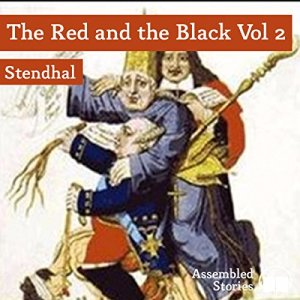 The Red and the Black, Volume 2 audiobook cover art