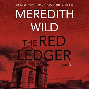 The Red Ledger: 8 audiobook cover art