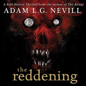 The Reddening audiobook cover art
