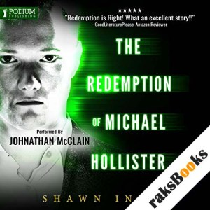 The Redemption of Michael Hollister audiobook cover art