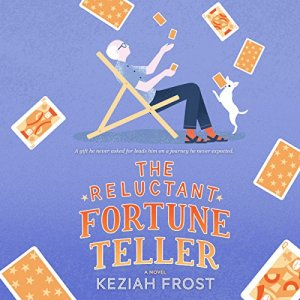 The Reluctant Fortune-Teller audiobook cover art
