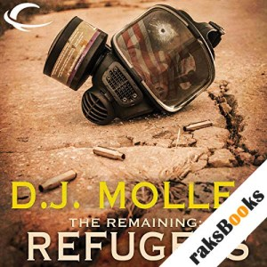The Remaining: Refugees audiobook cover art