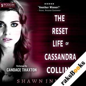 The Reset Life of Cassandra Collins audiobook cover art