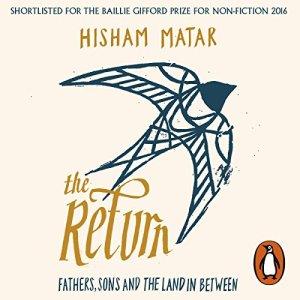 The Return audiobook cover art