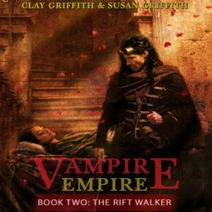 The Rift Walker audiobook cover art