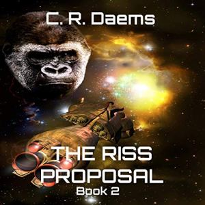 The Riss Proposal audiobook cover art