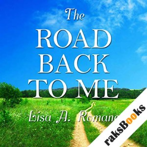 The Road Back to Me audiobook cover art