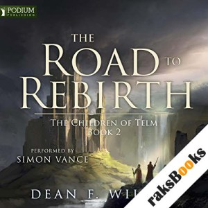 The Road to Rebirth audiobook cover art