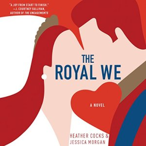 The Royal We audiobook cover art