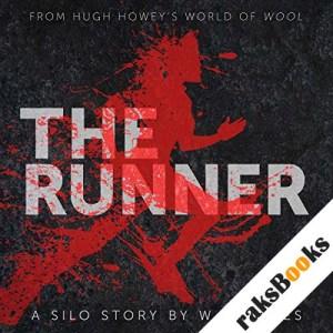 The Runner audiobook cover art