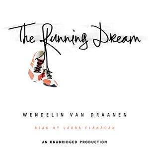 The Running Dream audiobook cover art