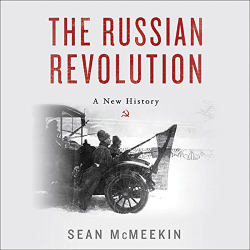 The Russian Revolution audiobook cover art