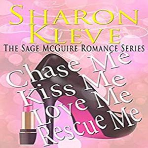 The Sage McGuire Romance Series audiobook cover art