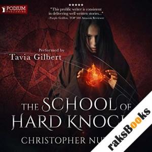 The School of Hard Knocks audiobook cover art