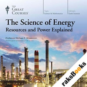 The Science of Energy audiobook cover art