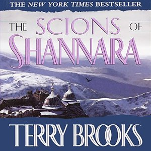 The Scions of Shannara audiobook cover art