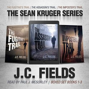 The Sean Kruger Series Complete Boxed Set audiobook cover art