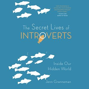 The Secret Lives of Introverts audiobook cover art