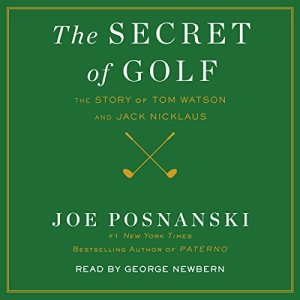 The Secret of Golf audiobook cover art