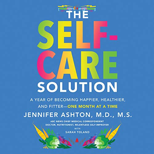 The Self-Care Solution audiobook cover art