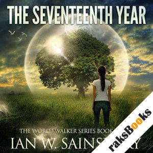 The Seventeenth Year audiobook cover art
