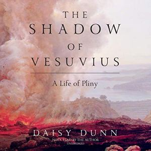 The Shadow of Vesuvius audiobook cover art