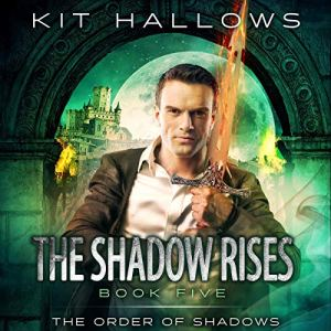 The Shadow Rises audiobook cover art