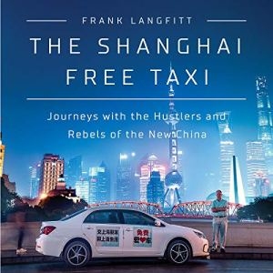 The Shanghai Free Taxi audiobook cover art