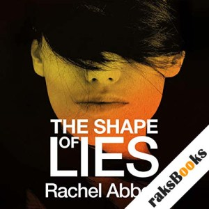 The Shape of Lies audiobook cover art