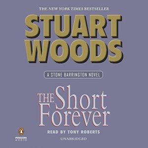 The Short Forever audiobook cover art