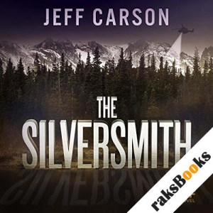 The Silversmith audiobook cover art