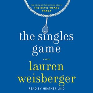 The Singles Game audiobook cover art