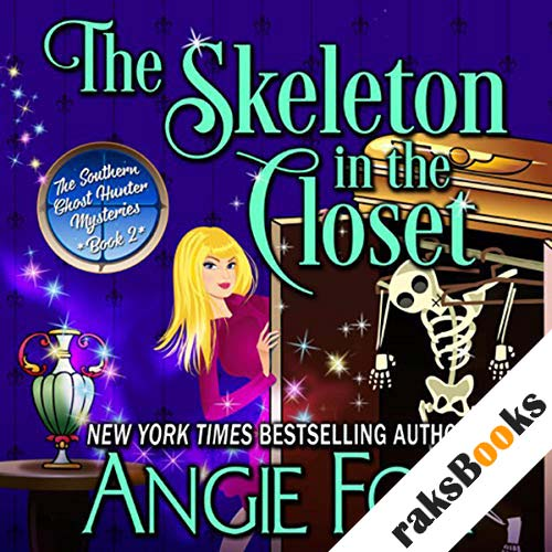 The Skeleton in the Closet audiobook cover art